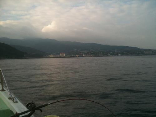 熱海の釣り